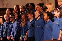 audience(0.0), gospel music(0.0), choir(1.0), musician(1.0), musical ensemble(1.0), person(1.0),