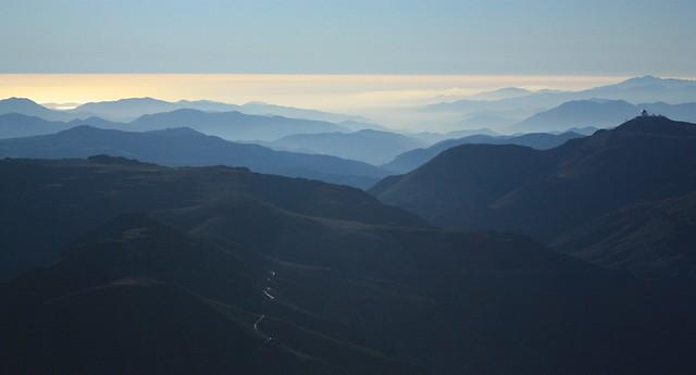 Cerro Tololo, from Cerro Pachón, Región de Coquimbo, Chile, fotoeins.com