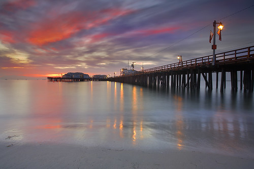 longexposure travel sea wallpaper vacation seascape beach santabarbara sunrise pier sand seascapes canon5d santabarbarapier 1740l stearnswharf californialandscape landscapephotography californiaseascape seascapephotography
