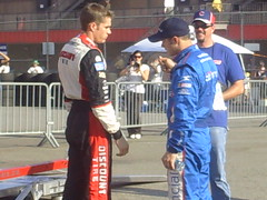 David Ragan & David Gilliland