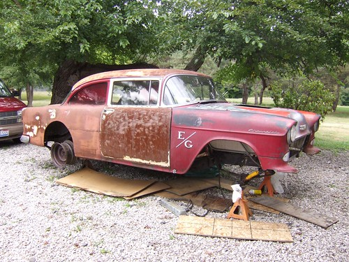 Anyone Have Pictures Of Abandoned Drag Cars Page 12 The H A M B