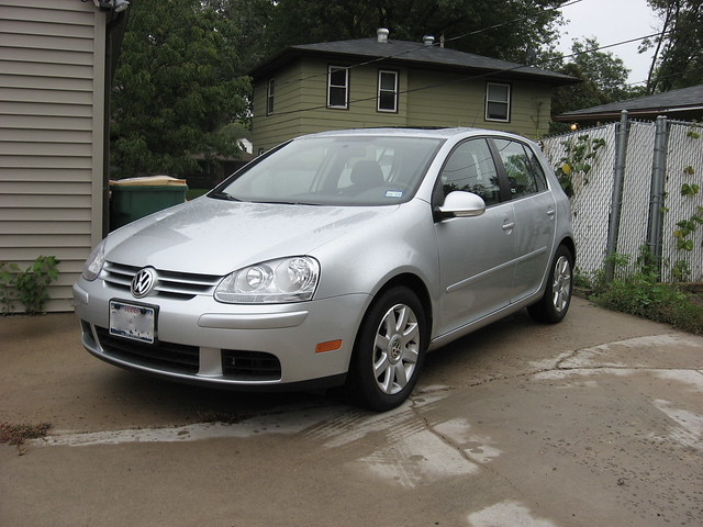 2007 Volkswagen Rabbit 4