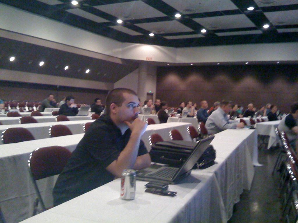 Attendees at MySQL Query Tuning