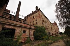 Abandoned Malt Plant