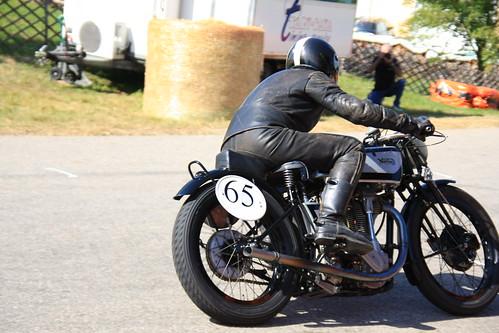 Norton Inter 30M vintage racer :: eu-moto