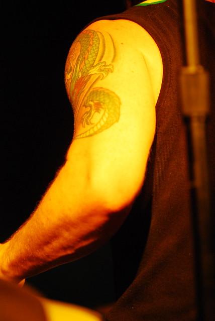 Drummer Tattoos