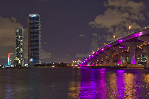 miami's most photographed bridge