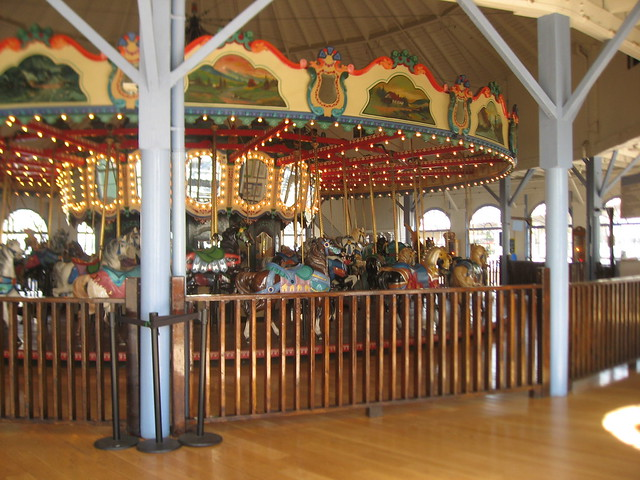 American Boardwalk Carousels Part 1 A Gallery On Flickr