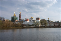 Visit the Novodevichy Convent - Things to do in Moscow