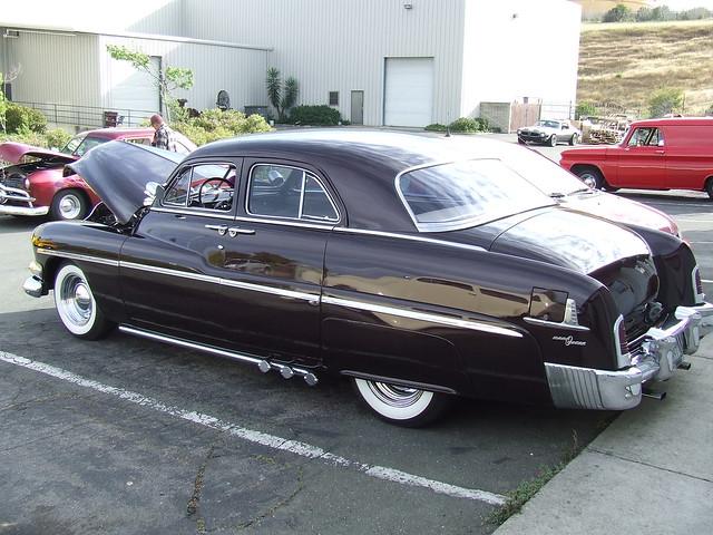 1951 mercury 4 door sedan custom 39 2enr973 39 2 flickr for 1951 mercury 4 door sedan