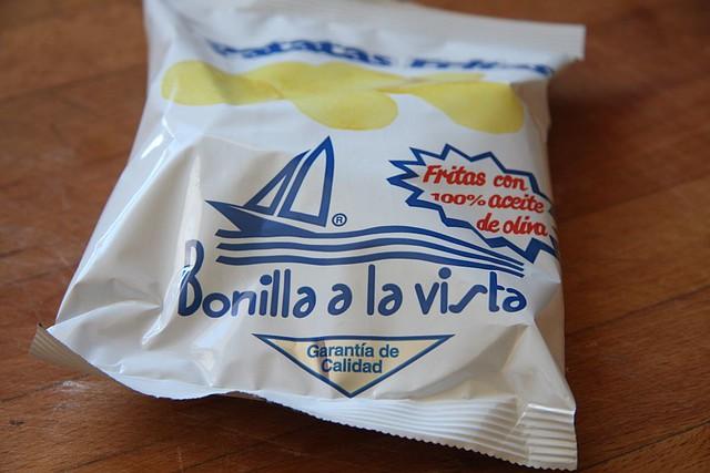 PATATAS FRITAS BONILLA A LA VISTA I