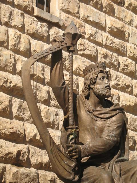 King David, Jewish quarter   Flickr - Photo Sharing!