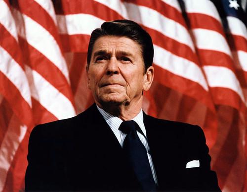 President Ronald Reagan photo