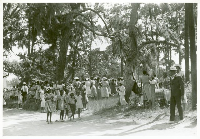 Fourth of July celebration, St. Helena Island, South Carolin...