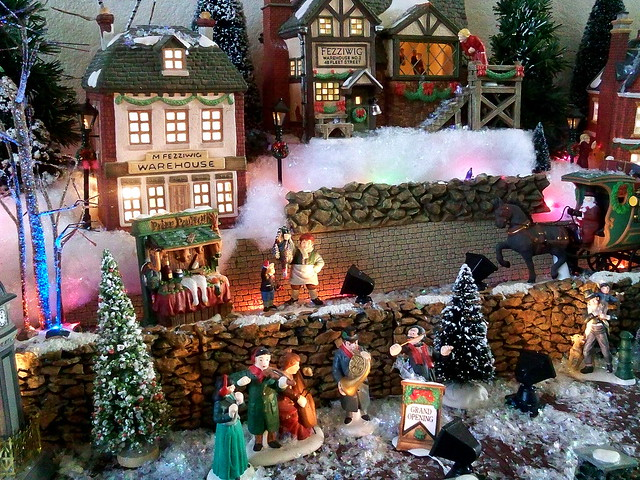 Do you like my Zine? Dicken's Village by Mary   Flickr ...