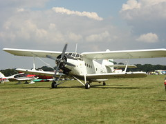 cessna 185(0.0), cessna o-1 bird dog(0.0), flight(0.0), aviation(1.0), biplane(1.0), airplane(1.0), propeller driven aircraft(1.0), vehicle(1.0), light aircraft(1.0), antonov an-2(1.0), ultralight aviation(1.0), aircraft engine(1.0),