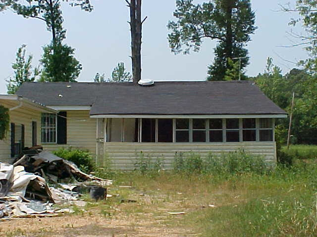 An Old Shack In Pearl Mississippi Originally Built As A
