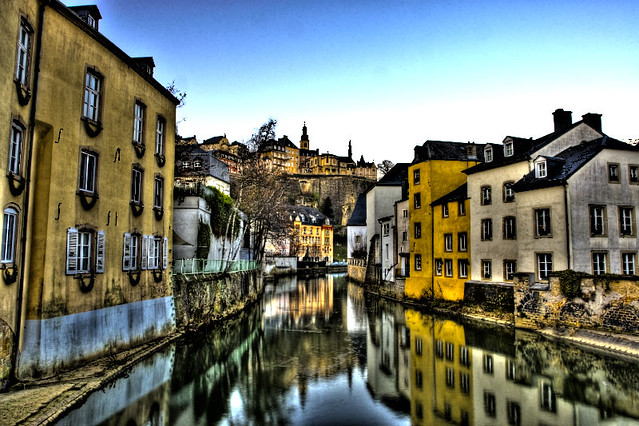 Luxembourg city a gallery on flickr luxembourg city walls hdr 5 exposures altavistaventures Choice Image