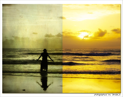 light brazil orange art beach water colors girl beautiful silhouette sunrise photography gold fly waves mood loneliness artistic memories vivid jordan journey lightning recife feeling melancholy 2008 reflexions whatawonderfulworld anamnesis greyandgold