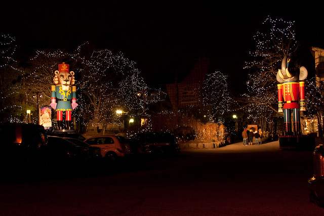Top 10 Christmas Light Displays In The United States