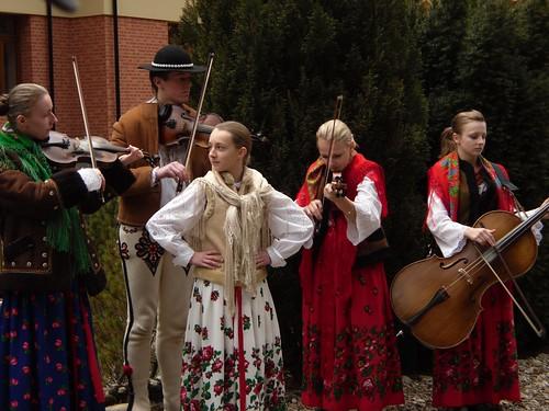 Góralski zespół instrumentalny