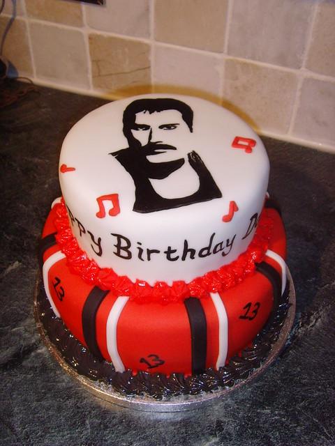 Freddie Mercury Birthday Cake Disappeard At Xenon