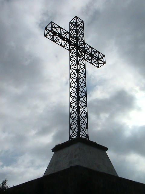 Huge cross