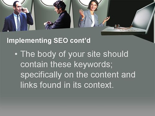 2591927220 8ee601f593 How To Optimize Your Site For The Search Engines