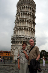 frances & colin & tower