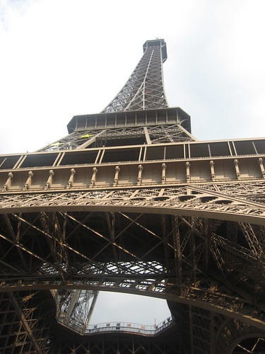 Eiffel Tower, closer