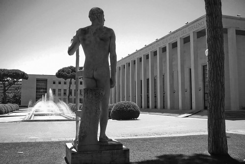 Razionalismo italiano for Uffici roma eur