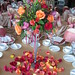 Euroline Candalabra Centerpiece by Mitchells Flowers