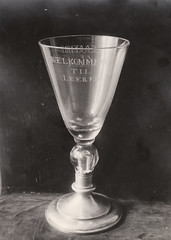 beer glass(0.0), wine glass(0.0), distilled beverage(0.0), drink(0.0), cocktail(0.0), alcoholic beverage(0.0), drinkware(1.0), stemware(1.0), glass(1.0), champagne stemware(1.0), still life photography(1.0), black-and-white(1.0),