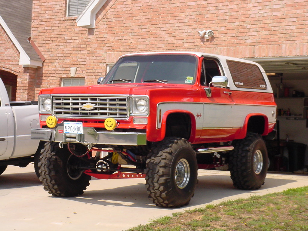 1975 Chevrolet K5 Blazer Images Pictures And Videos