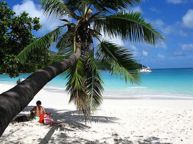 Seychelles (Anse Lazio)