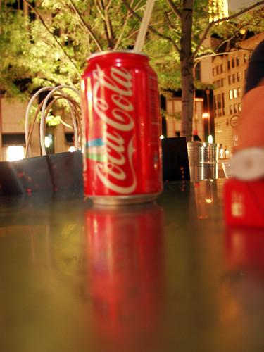 Coca Cola, 5ave.