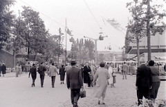 Expo 58 World Fair, Brussels, 1958