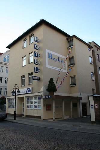 berlin hotel spandau