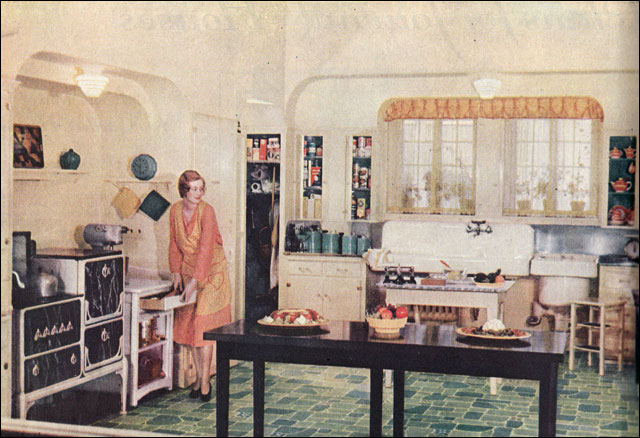 1920s 1930s Kitchens a gallery on Flickr