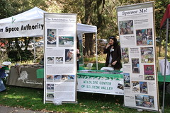 Wildlife Center of Silicon Valley at the Alum Rock Wildlife Festival