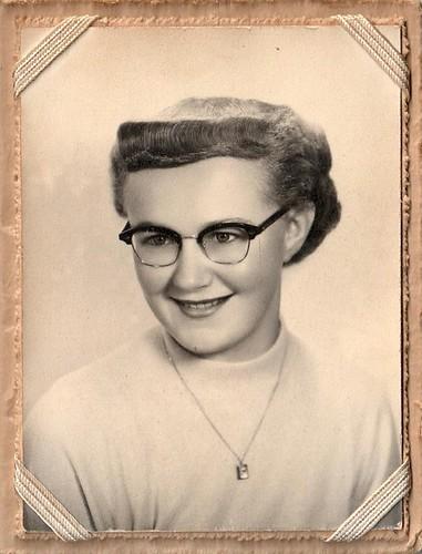 A vintage woman