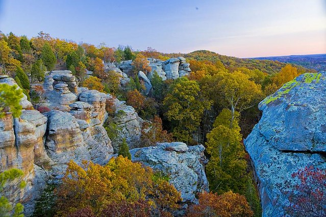 Garden Of The Gods Photo By Mike Seroni By Enjoy Illinois Flickr Photo Sharing