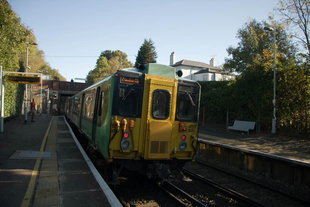 Holmwood Railway Station