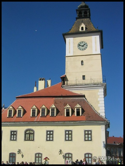 Braşov Council Building