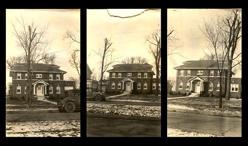 house film home vintage scan aurora 1928 p2wy ifsomeonecouldidthemodelofthecaritwouldhelptodatethephoto idateditbasedonthelandscaping imsuchaguysguy