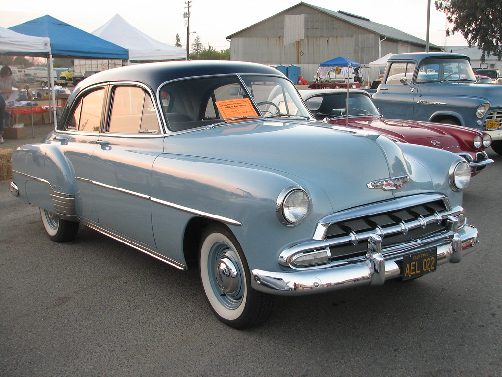 1952 chevrolet deluxe 4 door 39 ael 022 39 2 a photo on for 1952 chevy deluxe 2 door for sale
