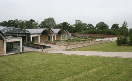 The Millennium Seed Bank at the Royal Botanic Gardens, Kew, UK