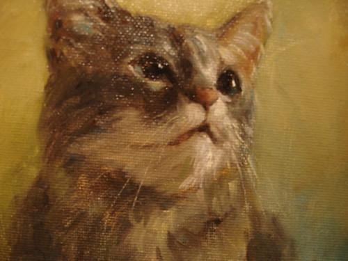 ChinChin Portrait #3