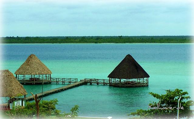 Laguna de Bacalar, México