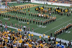 Southern Miss Pregame Festivities